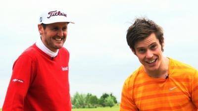 Kickabout+ - Football/Golf Trick Mash-up