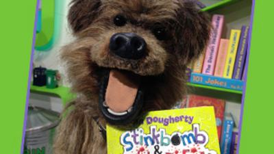 CBBC Office - Tell us about a book you've read