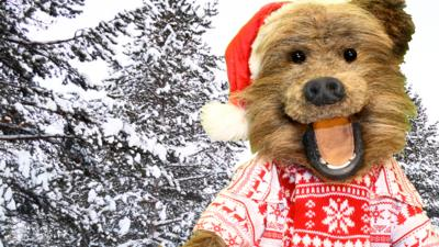 CBBC HQ - Hacker's CBBC Christmas Carol
