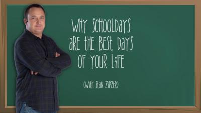 Hank Zipzer - Stan talks about his school days