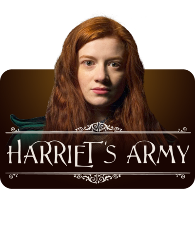 Harriet and Harriet's Army.