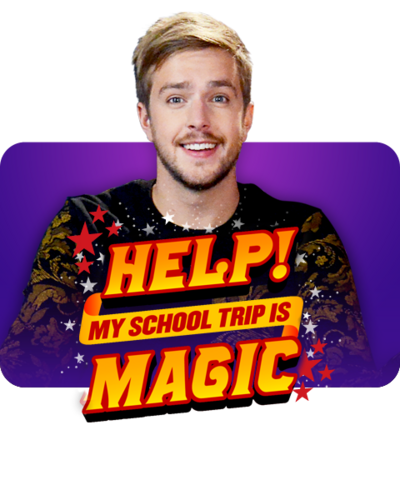 Iain Sterling - Help My School Trip is Magic.