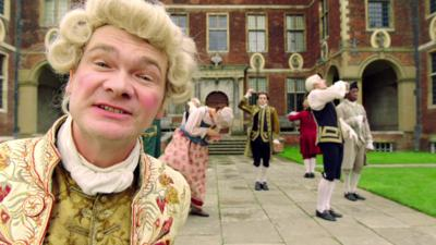 Horrible Histories - Gorgeous George III Song