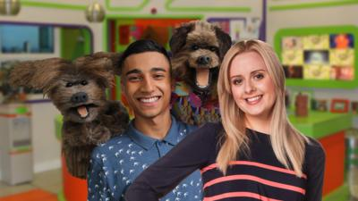 CBBC Office - Send in your homework problems
