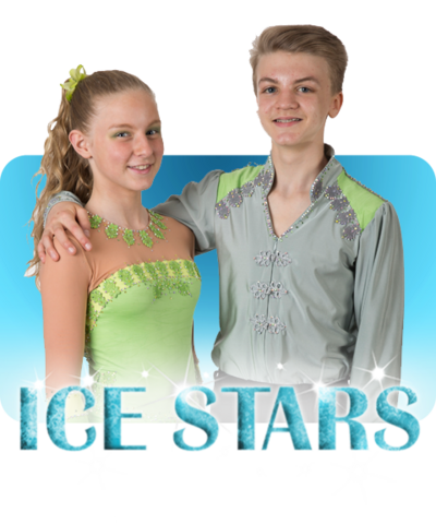 Ice Stars couple