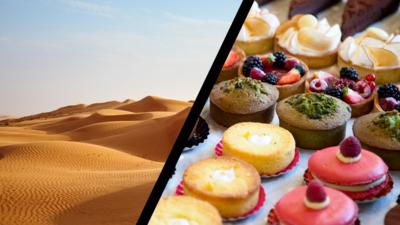 Junior Bake Off - Quiz: Desert or dessert?