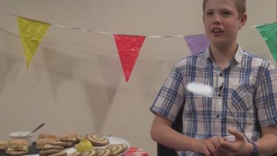 Junior Bake Off - Meet the Bakers - Episode 9