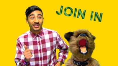 CBBC HQ - Get on CBBC!