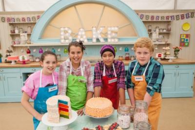 Junior Bake Off - Be on a Show - Junior Bake Off