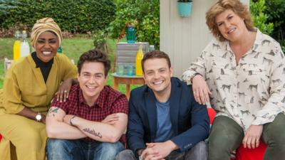 Junior Bake Off - First Look: Brand New Junior Bake Off
