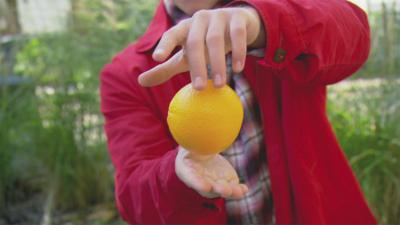 Friday Download - Amazing trick with nothing but an orange