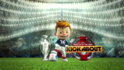 MOTD Kickabout - MOTD Kickabout Euro 2016 Titles