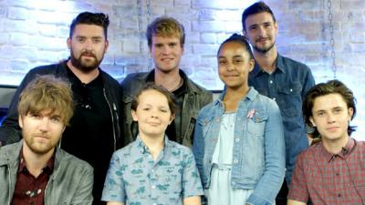 CBBC Official Chart Show - The CBBC Official Chart Show with Kodaline