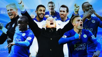 MOTD Kickabout - Which Leicester City CHAMPION are you?