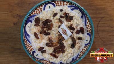MOTD Kickabout - Apple Pie Porridge
