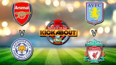 MOTD Kickabout - Your football predictions for the weekend
