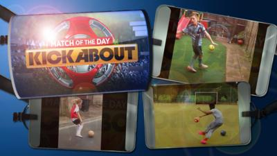 MOTD Kickabout - Your Football Stories