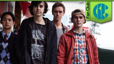 Nowhere Boys - Nowhere Boys Fan Club