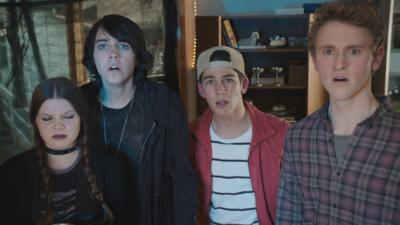 Nowhere Boys - Jake confronts Alice