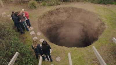 Nowhere Boys - Jake gets angry