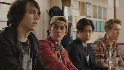 Nowhere Boys - What's happening in Nowhere Boys?
