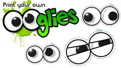 OOglies - Make your own OOglies