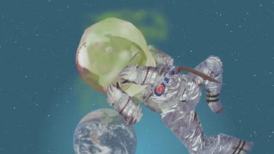 Brain Freeze - Can you hear a fart in space?