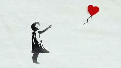 TOTALLY RUBBISH - Totally Famous: Banksy
