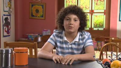 The Dumping Ground - Character Profile: Tyler