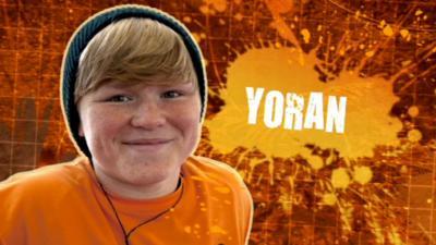 Deadly 60 - Animal fan Yoran
