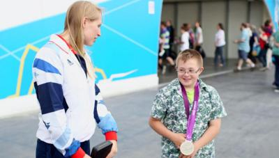 My Life  - Ruben Meets a Paralympic Champion
