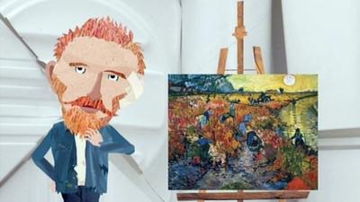 TOTALLY RUBBISH - Totally Famous - Vincent Van Gogh