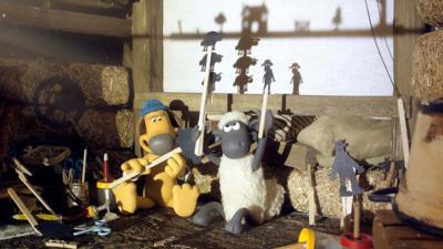 Shaun the Sheep - Animating Shaun