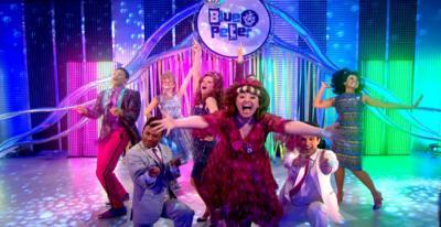Blue Peter - Hairspray Blue Peter Performance