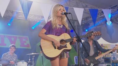 Blue Peter - Nina Nesbitt Performs Way In The World