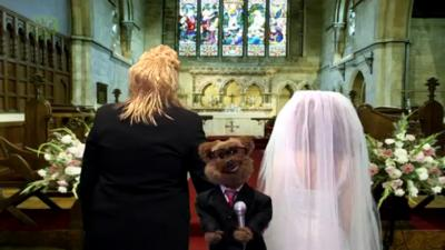CBBC Office - Hacker's Wedding Videos