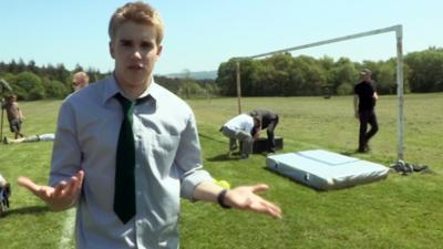 Wolfblood - Bobby Lockwood Interview