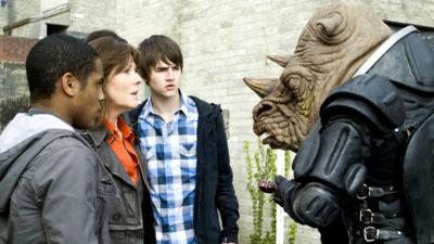 The Sarah Jane Adventures - Series Three Diary Cams: Access All Areas