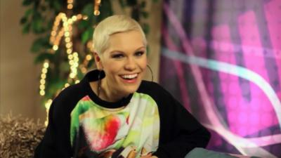 Friday Download - Jessie J Interview - Part 1
