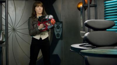 The Sarah Jane Adventures - Alien File: Blathereen