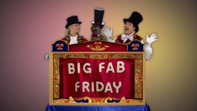 CBBC Office - CBBC Song - Big Fab Friday