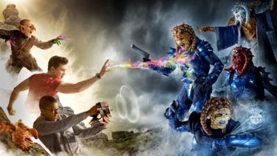 Wizards vs Aliens - Wizards vs Aliens Series 2 trailer