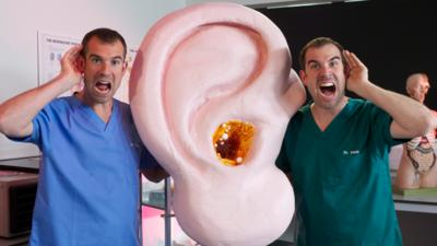 Operation Ouch! - Operation Ouch – Amazing Ear Wax