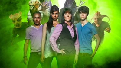 The Sarah Jane Adventures - Exclusive Series Five Trailer
