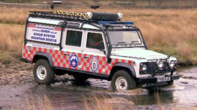 Hero Squad - Special Ops - 4x4 Mountain Rescue