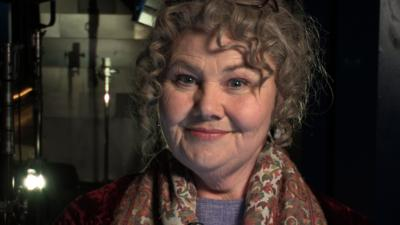 Wizards vs Aliens - Behind the Magic with Annette Badland
