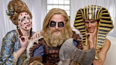 Horrible Histories - What happens when you lie about your age online?