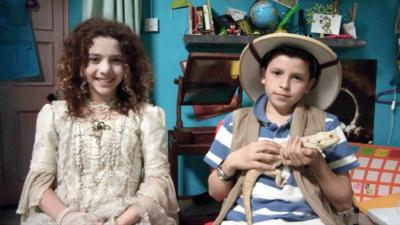 Dani's Castle - Reptile Show & Tell with Esme & Dylan