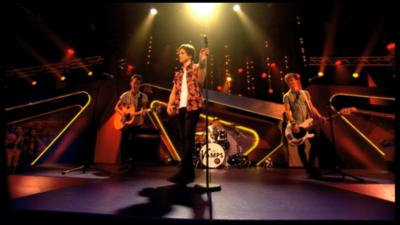 Friday Download - The Vamps perform Wild Heart