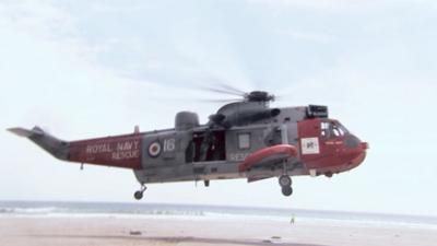 Hero Squad - Hero Squad Special Ops - Sea King Search and Rescue